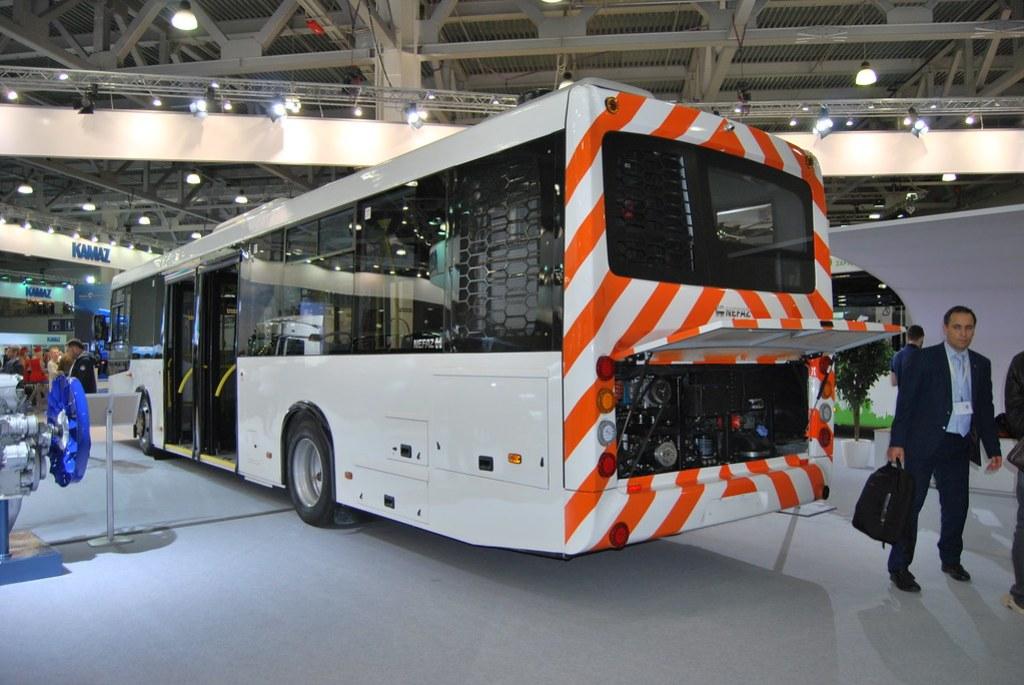 перонный автобус НЕФАЗ-52994