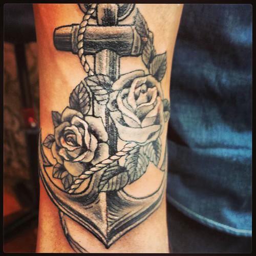 Best Anchor Tattoos of 2018 By Urdunewtrend (102)