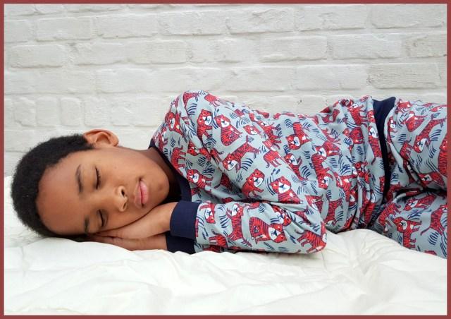 tijger pyjama