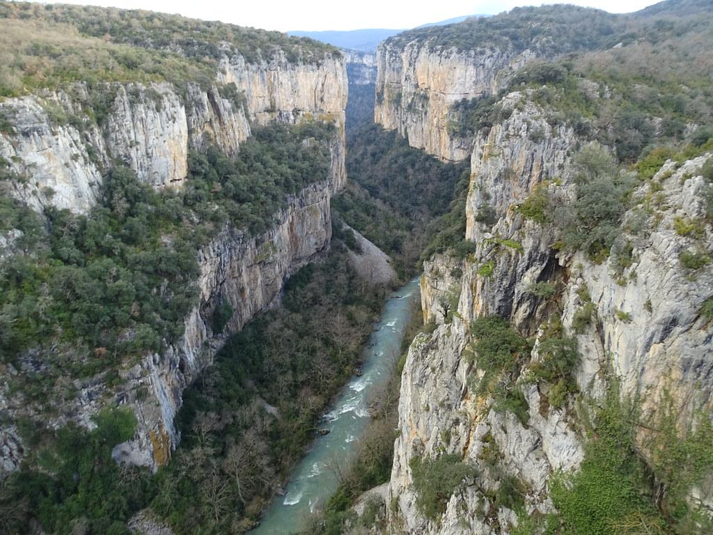 Foz de Arbayun rio Salazar Navarra 01