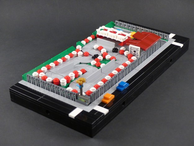 Micropolis Kart Racing Circuit
