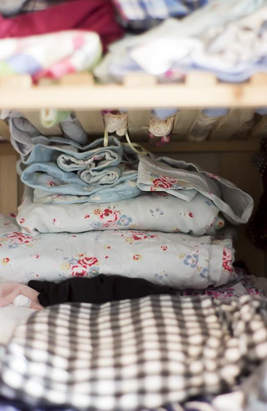 a shopaholic wardrobe