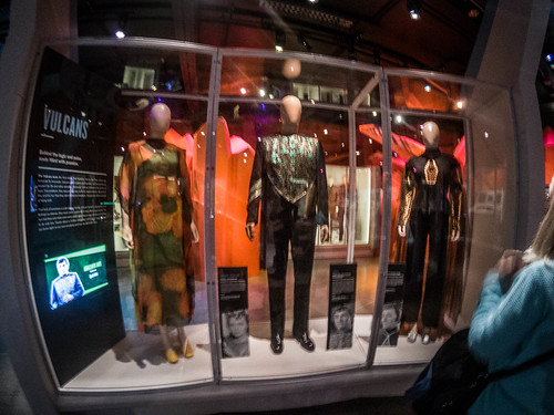 Vulcan Outfits from Star Trek