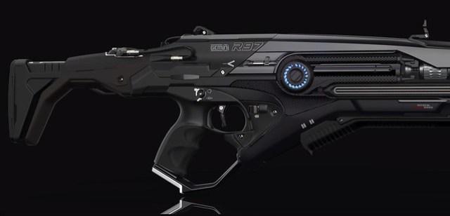 Star Citizen - R97 Shotgun