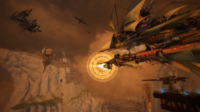 26711571418_1fd08f0141_z Take to the Skies with Guns of Icarus Alliance, Out May 1 for PS4 Games