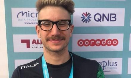 FINA World Series 2018 Doha: Simone Ruffini bronzo, Paltrinieri quinto, Furlan sesto