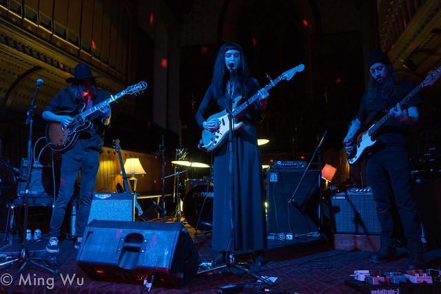 The Heavy Medicine Band @ St. Albans Church