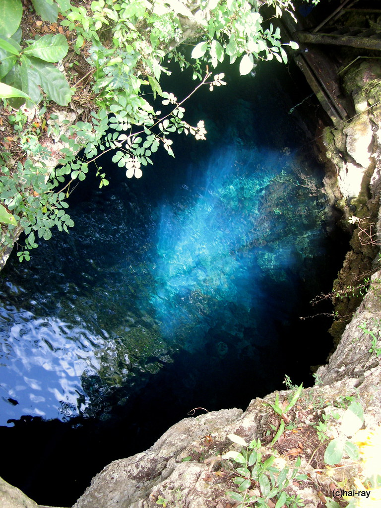 Cenote The Pit