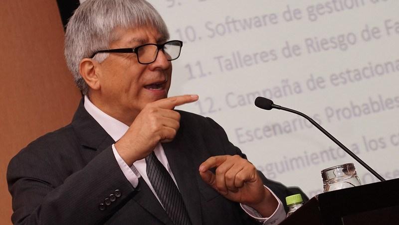 Belisario Pérez, gerente corporativo de Seguridad y Salud Ocupacional