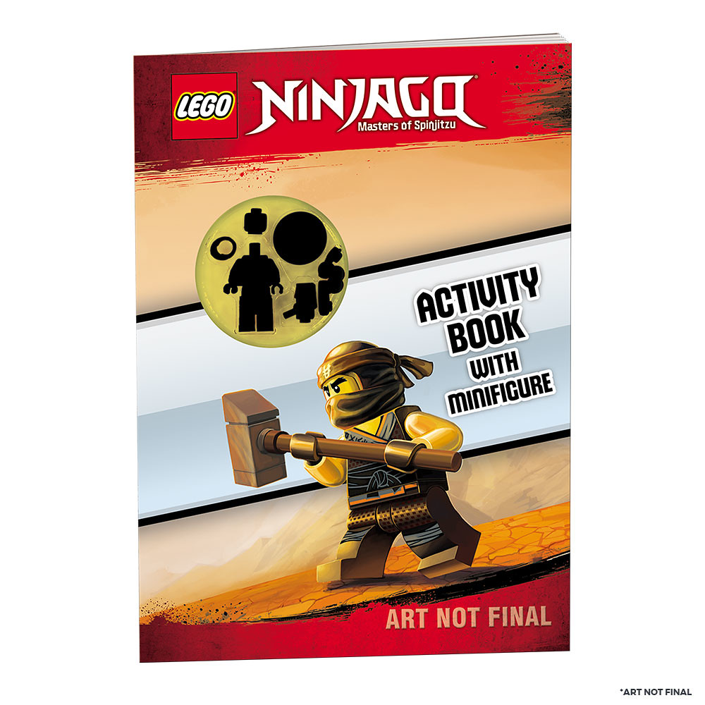 LEGO Ninjago Activity Book
