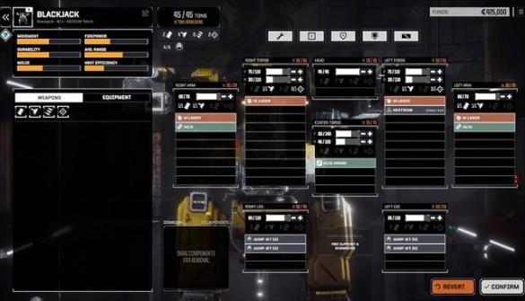 Battletech - Mech Customization