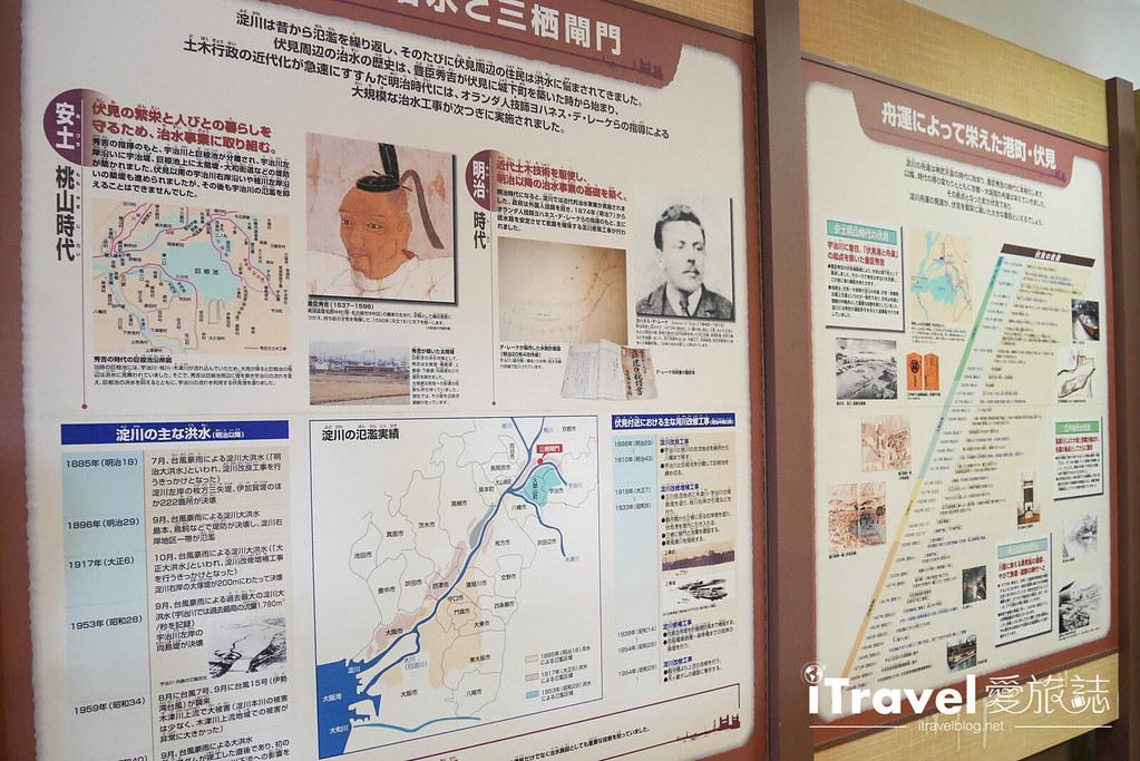 京都赏樱景点 伏见十石舟 (34)