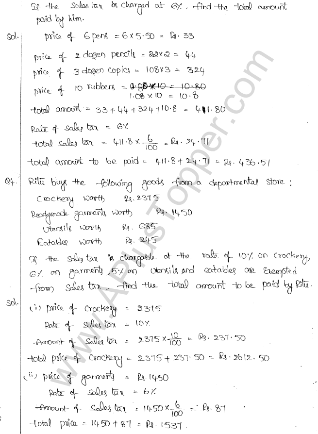 ml-aggarwal-icse-solutions-for-class-10-maths-chapter-2-sales-tax-and-value-added-tax-2