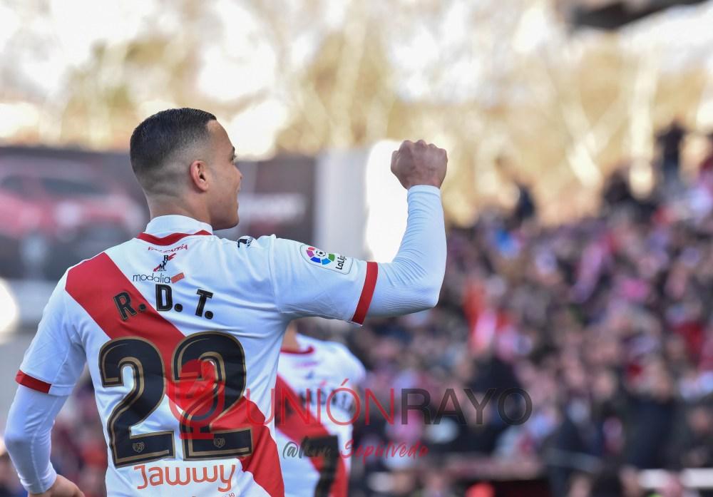 Rayo 3-2 Reus