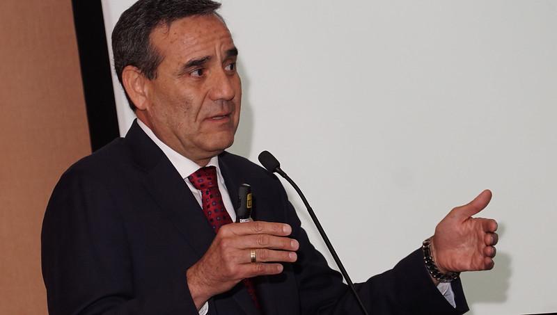 Luis Arguelles, director de Operaciones
