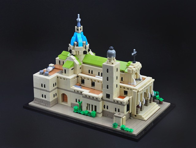 LEGO Architecture Cathédrale de Manille Philippines