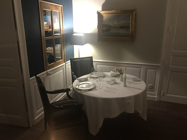 Restaurant - la chapelle Saint-Martin