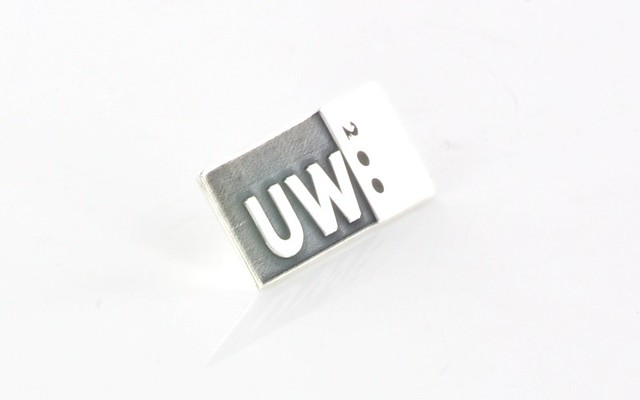 pins na 200-lecie UW , srebro