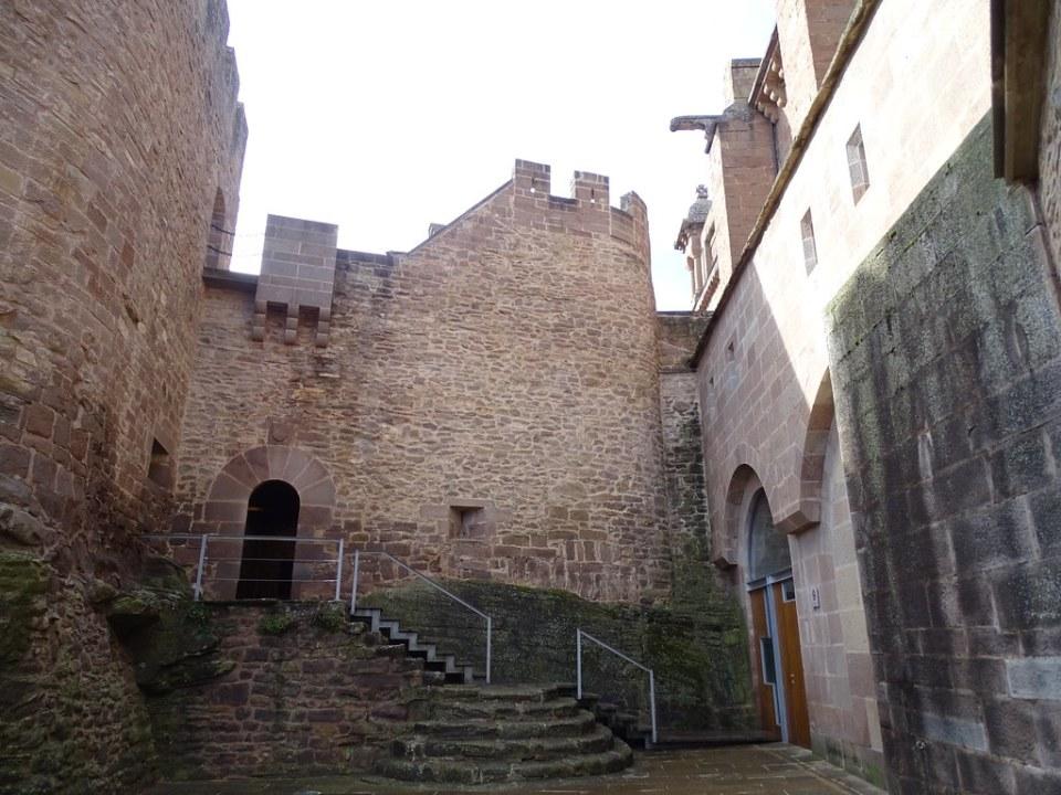 Interior Castillo de Javier Navarra 05
