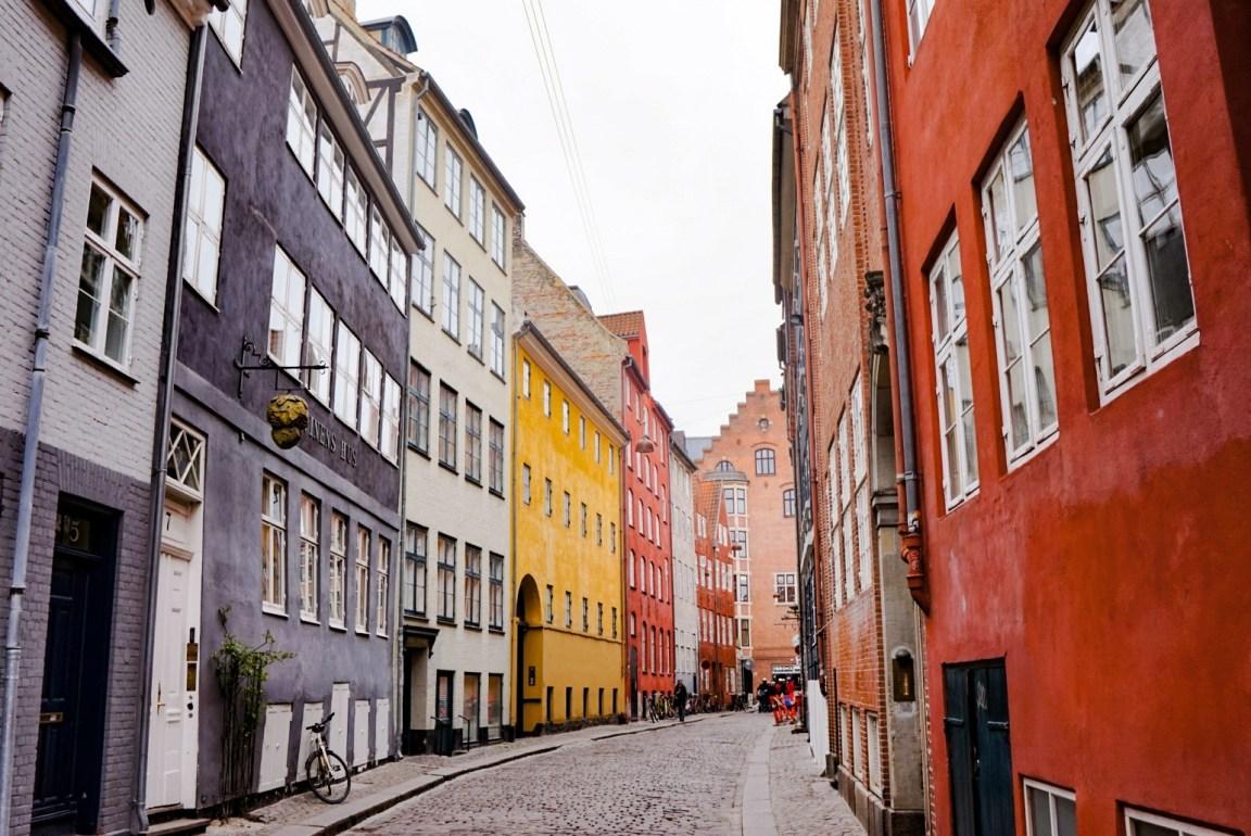 Kööpenhamina - yhden aikakauden päätös