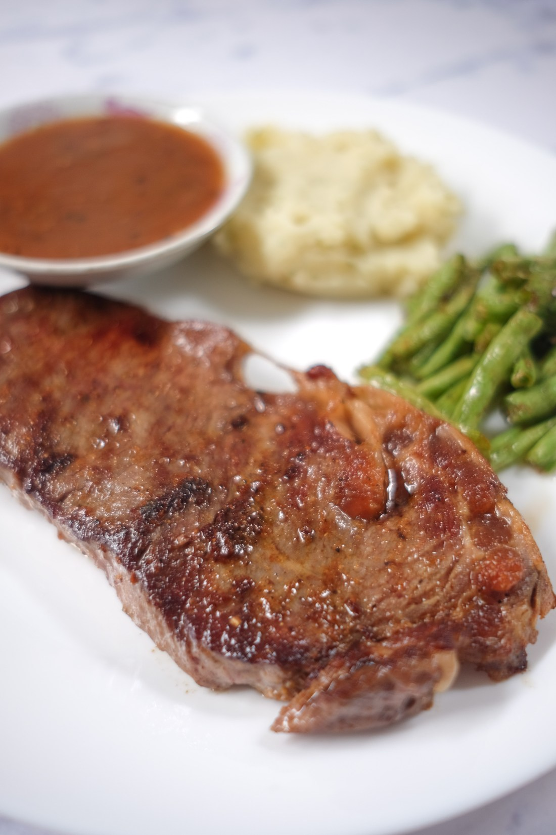 Steak at Home