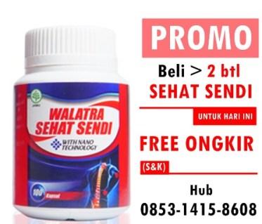 Testimoni Walatra Sehat Sendi