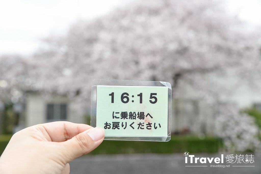 京都赏樱景点 伏见十石舟 (23)