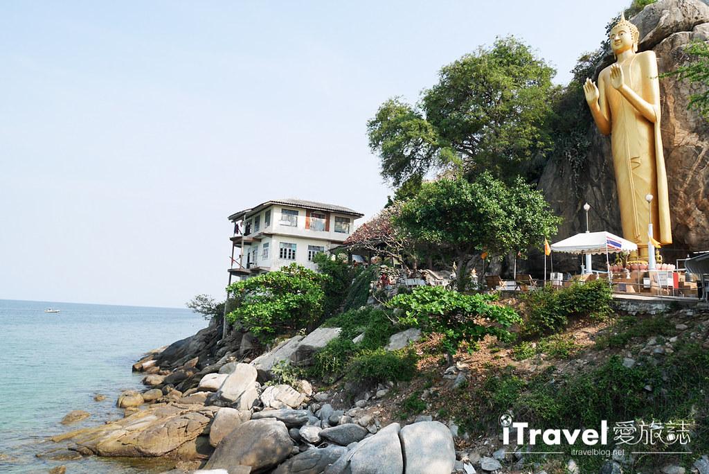 華欣景點推薦 筷子山海灘Khao Takiab beach (17)