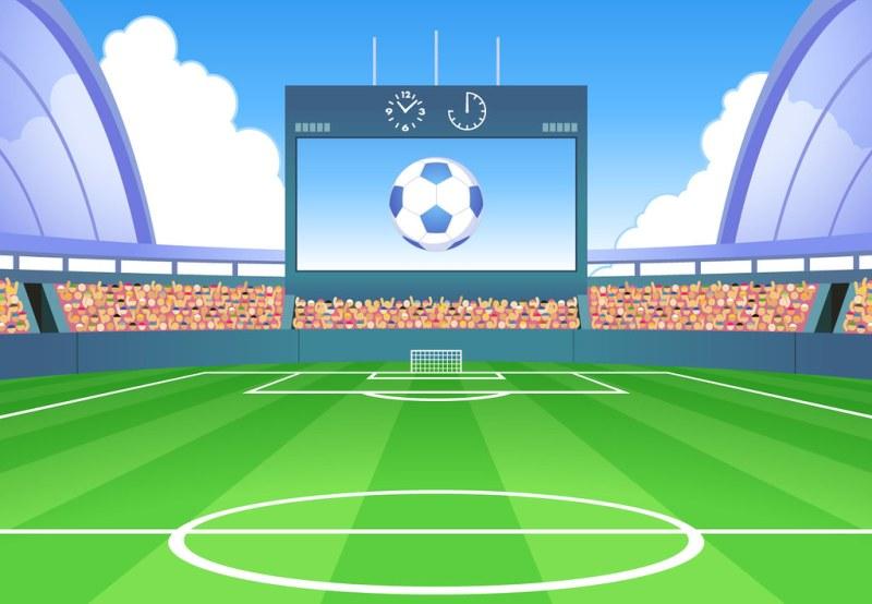Eye catch stadium
