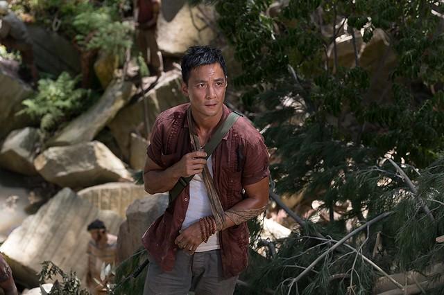 Daniel Wu Tomb Raider 2018