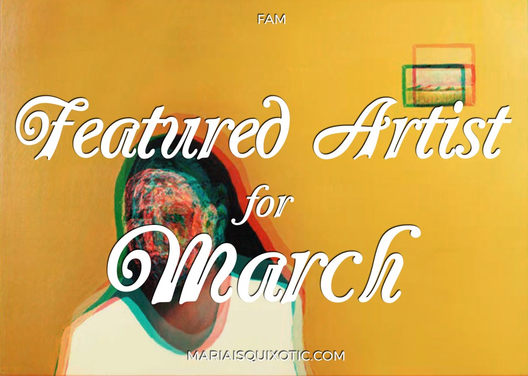 Featured Artist of the Month: Ysha Morco