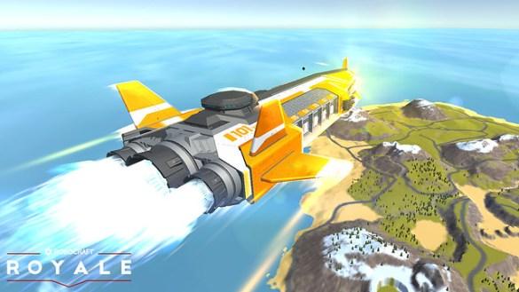 Robocraft Royale - Flyer