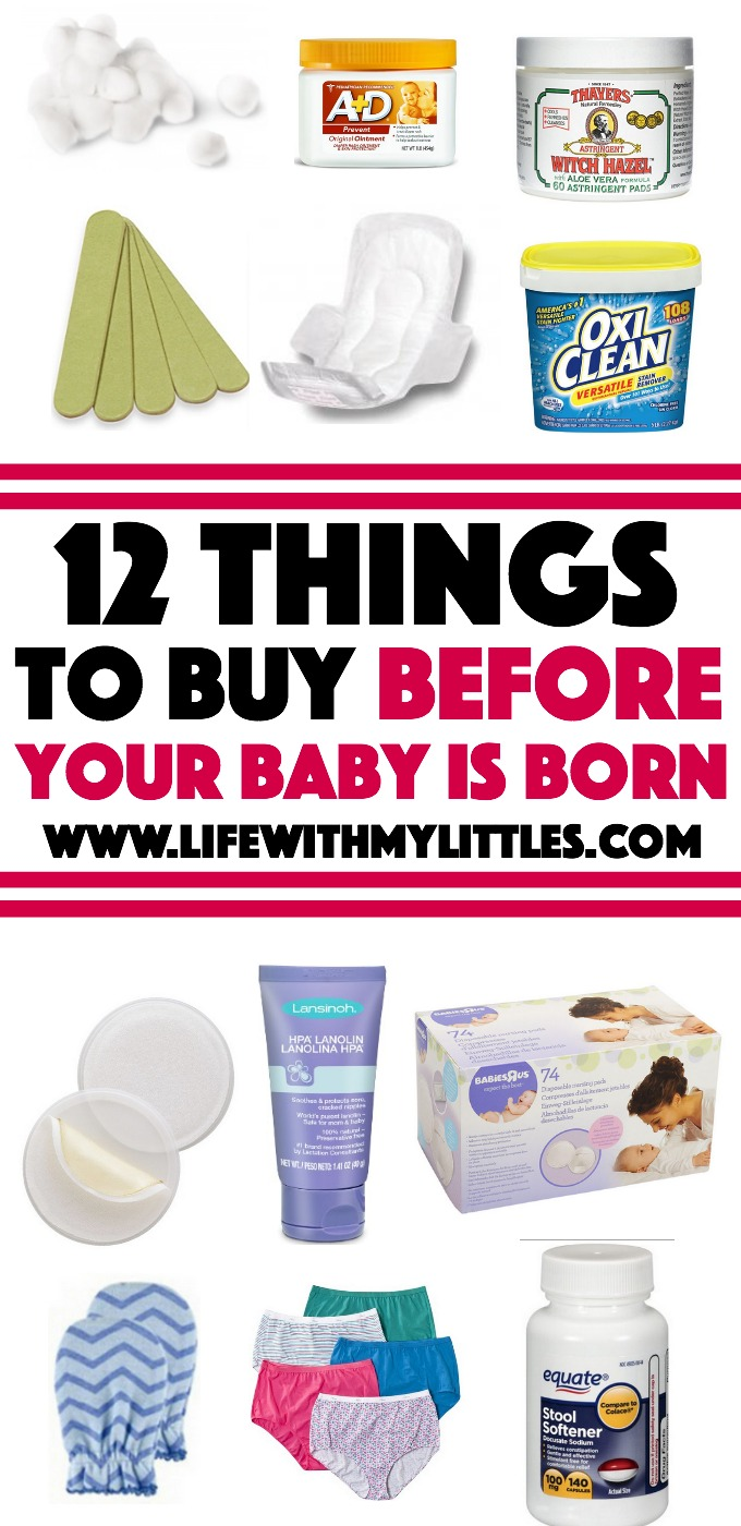 baby things to buy used