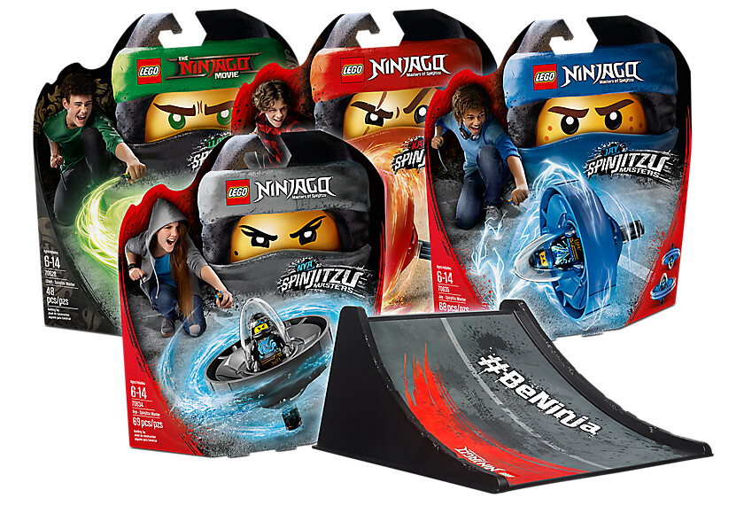 LEGO Ninjago Easter Bundle