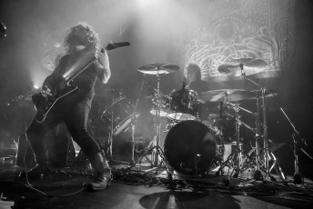 Kevin Eisenlord - Decibel Magazine Tour with Wolves in the Throne Room at Rickshaw Theatre in Vancouver, BC on March 5th, 2018