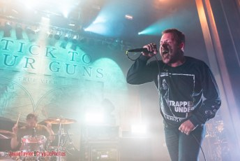 Architects + Stick To Your Guns @ The Vogue Theatre - March 1st 2018