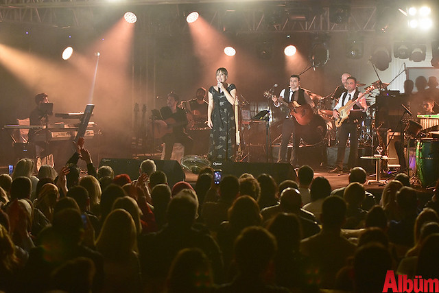 Funda Arar Malatya konseri -2