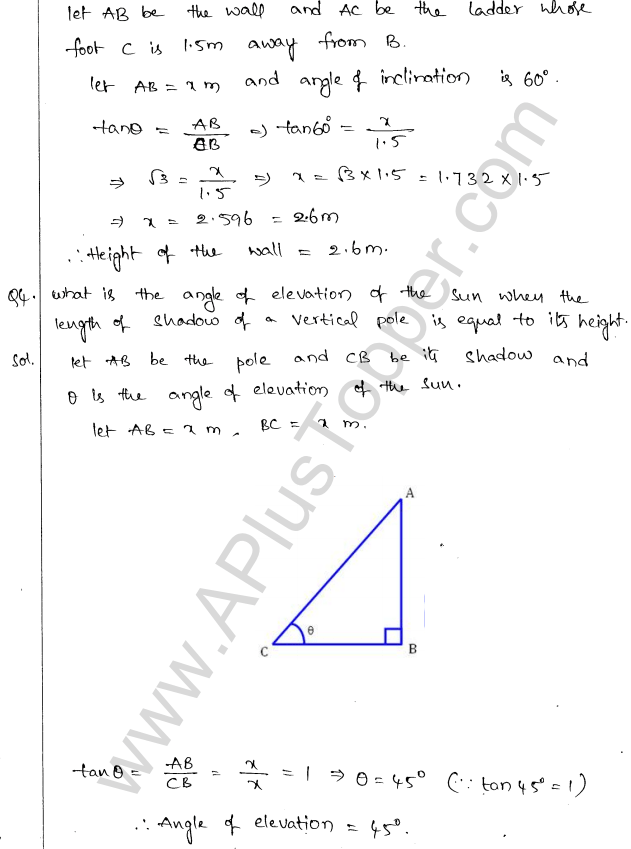 ml-aggarwal-icse-solutions-for-class-10-maths-chapter-21-heights-and-distances-3
