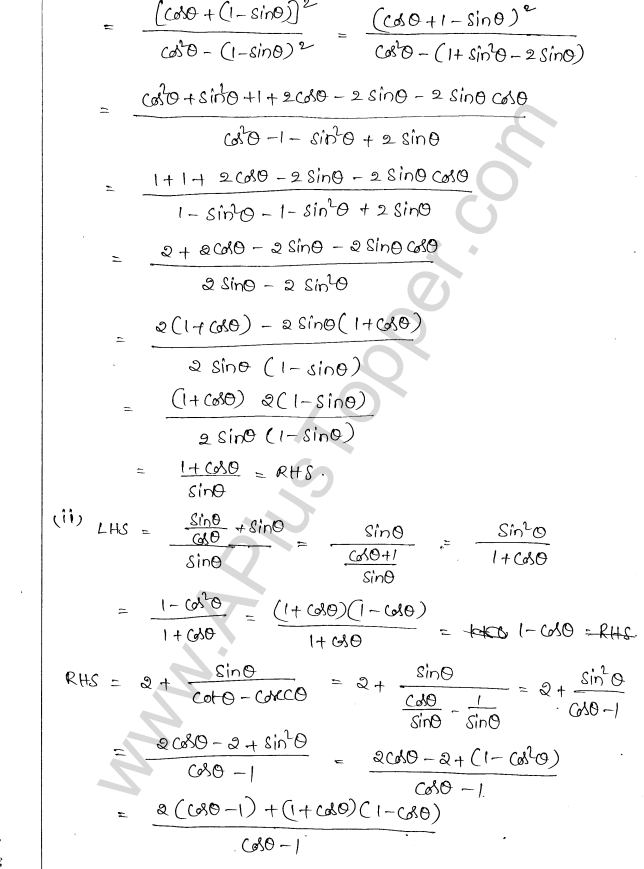 ml-aggarwal-icse-solutions-class-10-maths-ch-19-trigonometric-identities-10