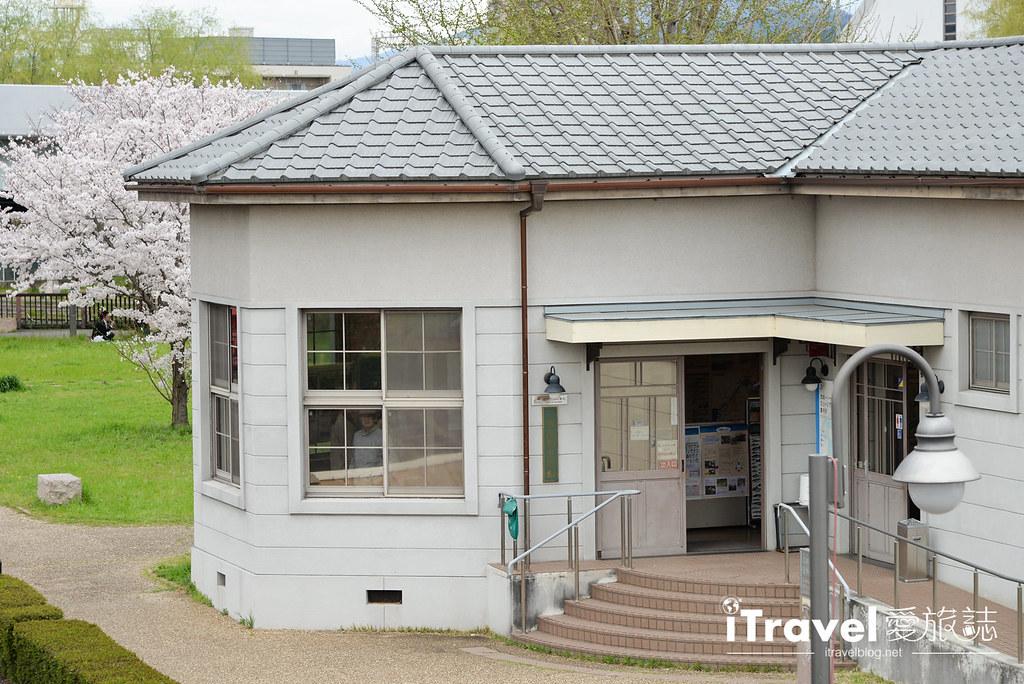 京都赏樱景点 伏见十石舟 (29)