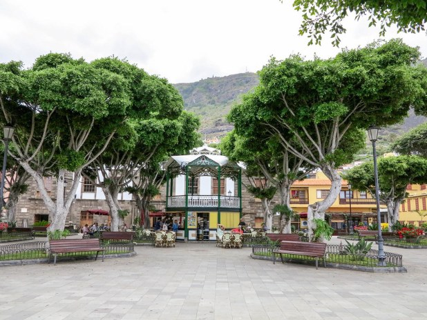 Plaza de Garachico
