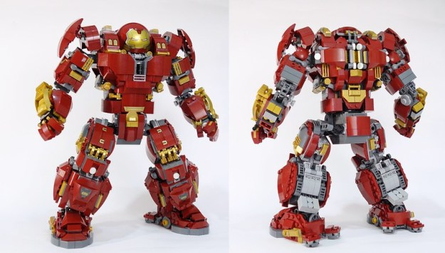 Ucs Hulkbuster Mod 01