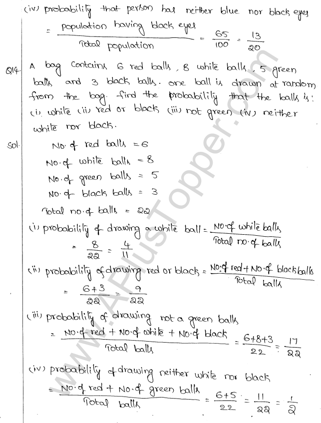 ml-aggarwal-icse-solutions-class-10-maths-ch-24-probability-ex-24.1-7
