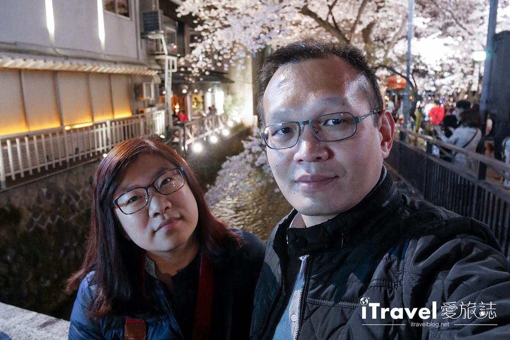 京都赏樱景点 祇园白川 (14)