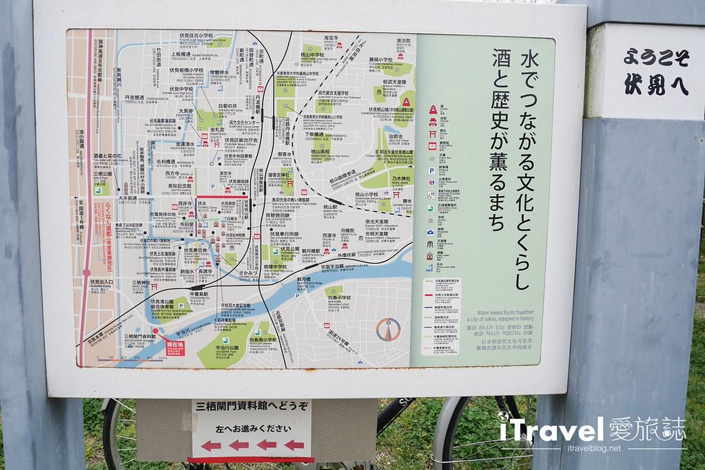 京都赏樱景点 伏见十石舟 (27)