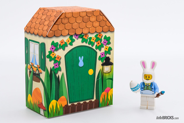 REVIEW LEGO 5005249 Easter Bunny