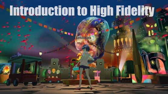 Introduction to High Fidelity
