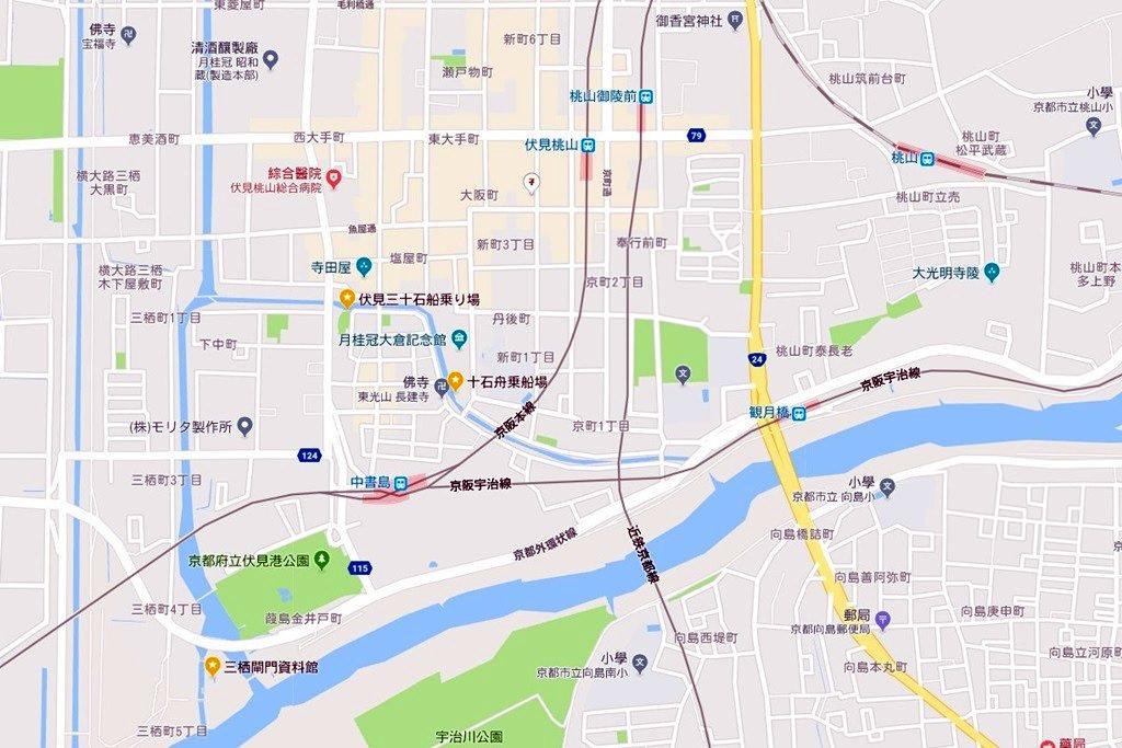 Fujimi Map 2