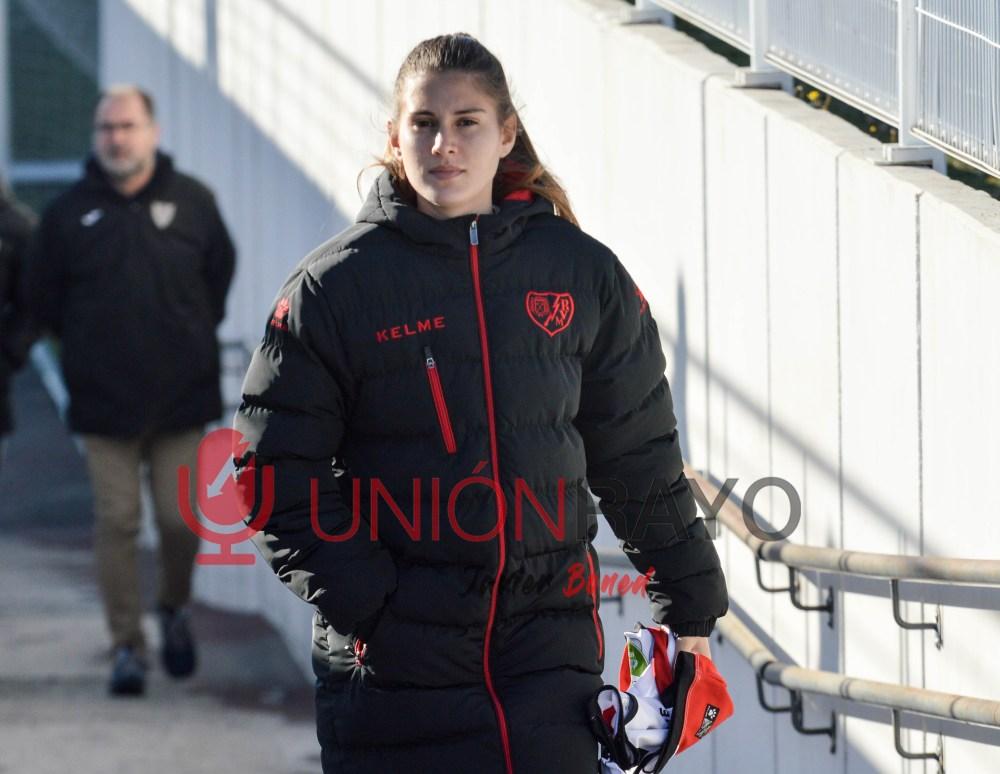 Rayo Femenino 1-1 EDF Logroño