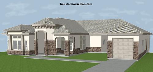 House Plan Home Design Houston Tx